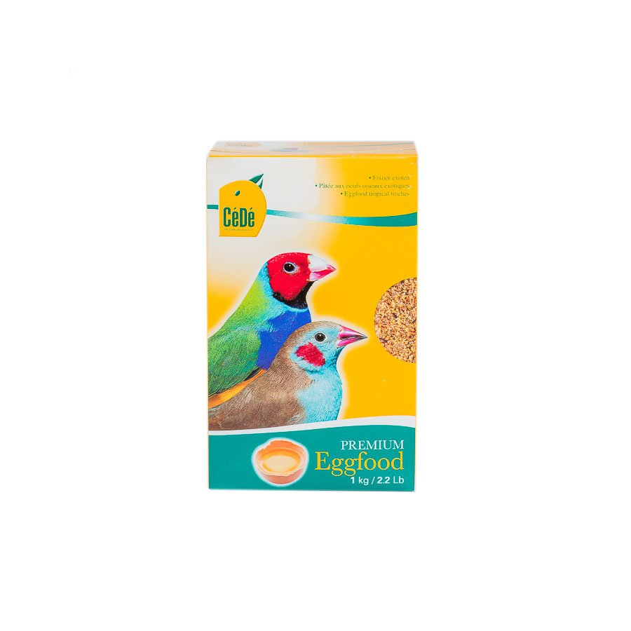 CEDE Eggfood Tropical