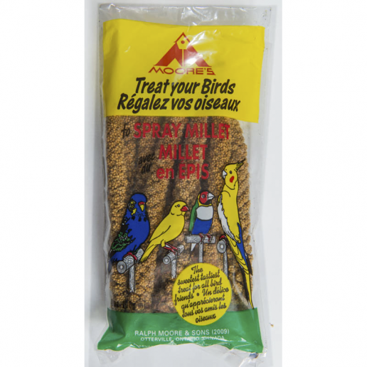 Treat Your Bird Spray Millet Premium